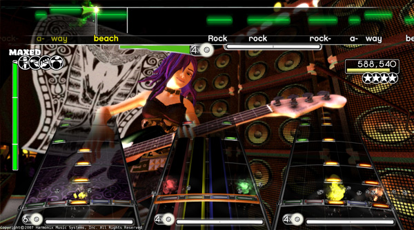 Rock Band 360 Ps3 Ps2 Wii Review Darkzero