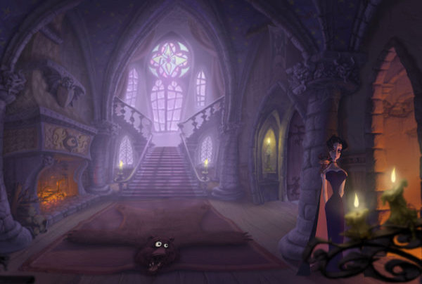 View a vampyre story for pc screenshots, pictures, images, wallpapers, photos, pics, artwork, box art and more at ign