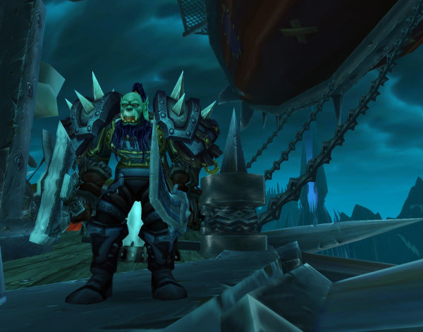 world of warcraft wrath of the lich king gameplay. lich-king-3