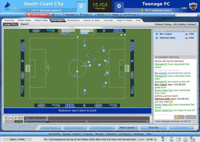 Football Manager Live PC, Mac Review
