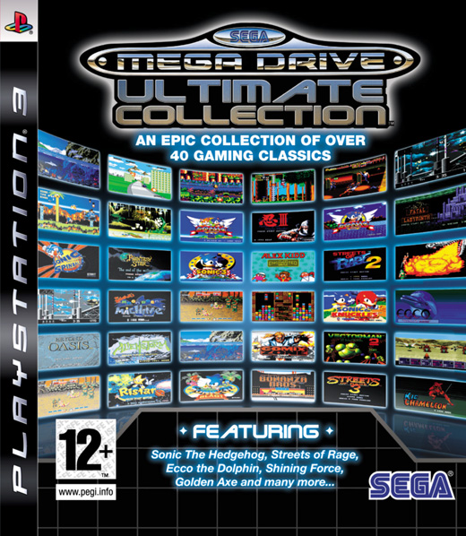 SEGA Mega Drive: Ultimate Collection PS3, Xbox 360 Review