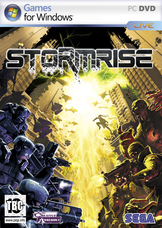 Strategy Games For Xbox 360 : Stormrise pc xbox ps review darkzero