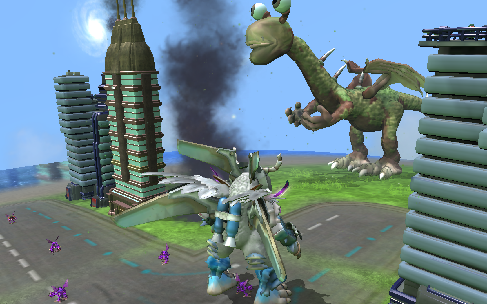 Spore game driverlayer search engine - Spore galactic adventures wallpaper ...