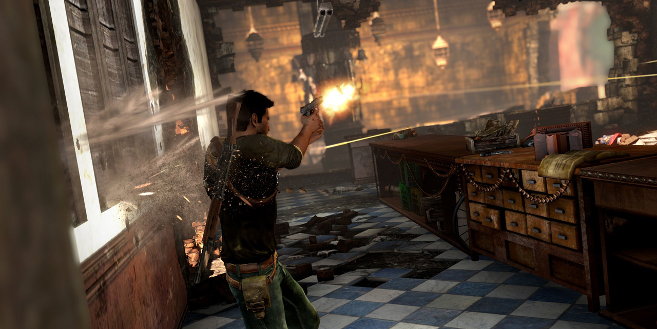 Uncharted 2: Among Thieves PS3 review - DarkZero