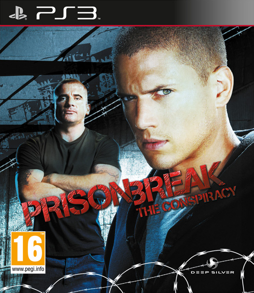 prison break the conspiracy ps3 360 pc review darkzero. Black Bedroom Furniture Sets. Home Design Ideas