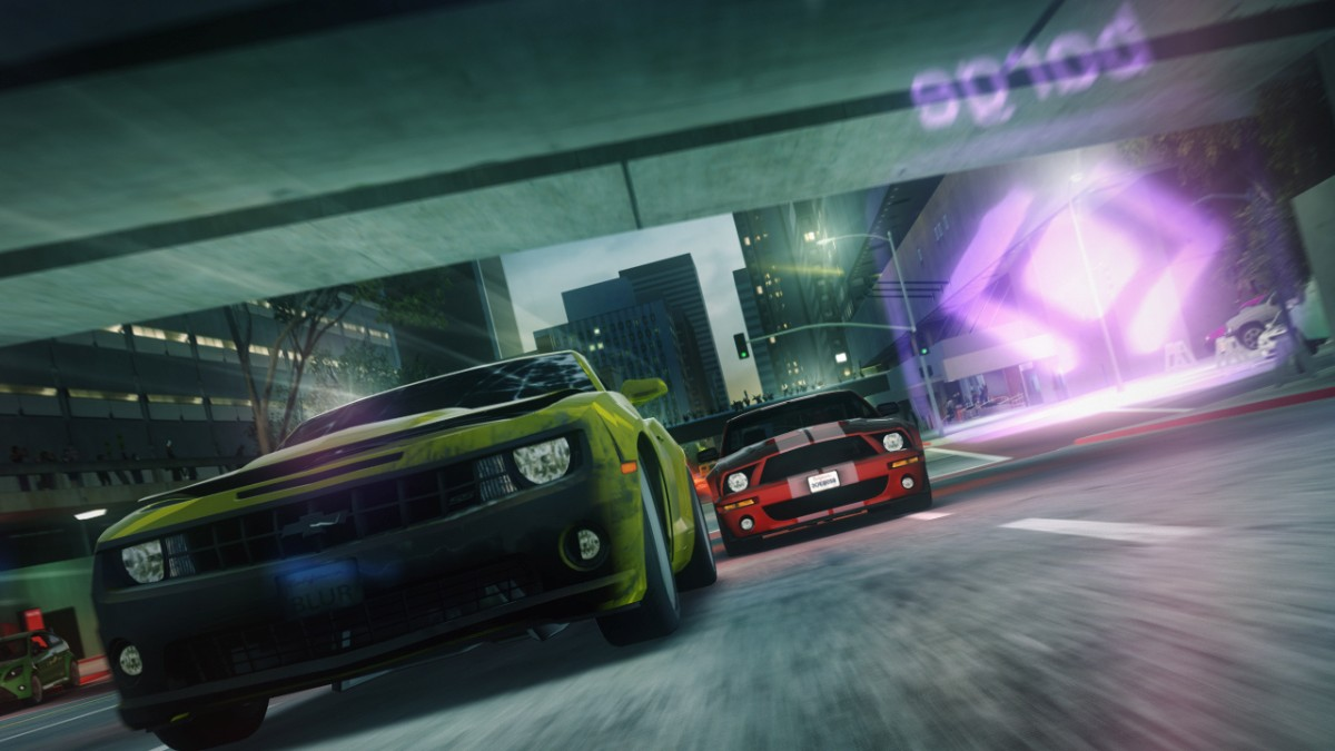 Blur Xbox 360, PS3 Review
