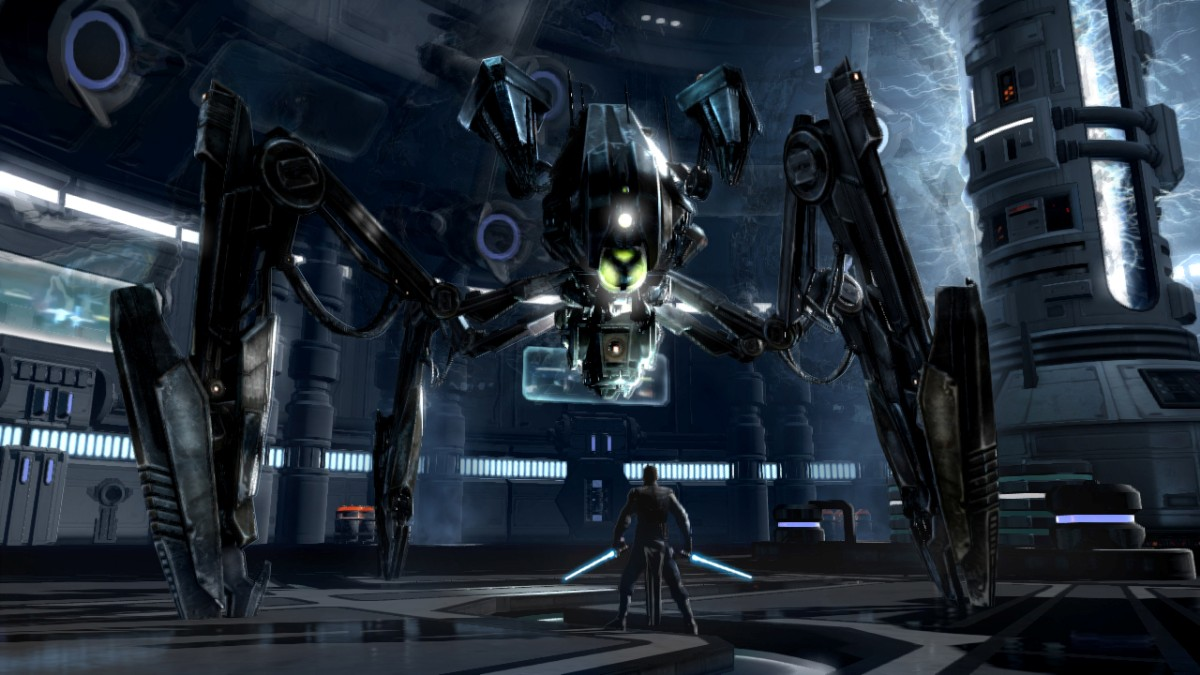 Star wars the force unleashed ii ps3 360 review
