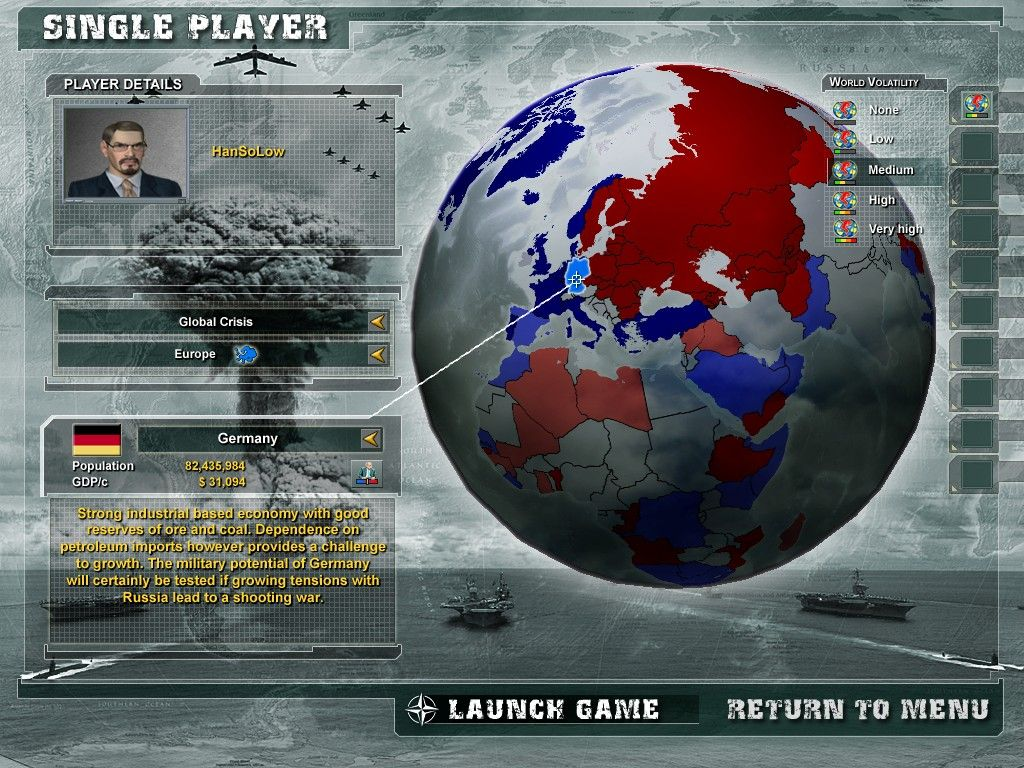 War is a single player turn-based strategy game developed by New World ...