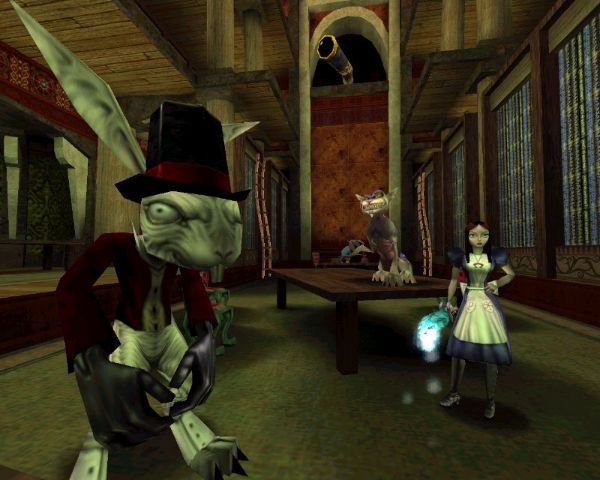 American McGee's Alice PC Review | DarkZero