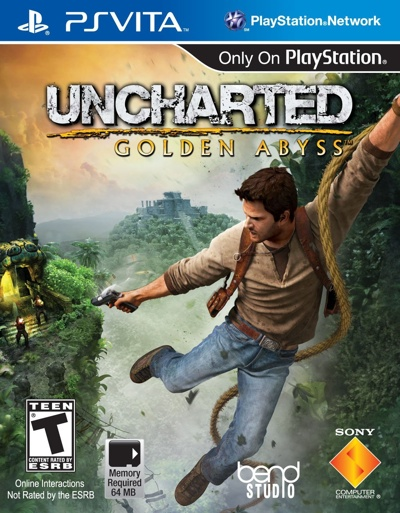 Download Uncharted Golden Abyss PS Vita