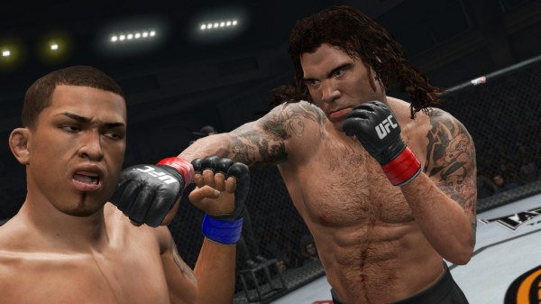 UFC Undisputed 3 Xbox 360 review - DarkZero