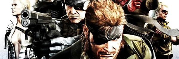 Metal Gear Solid - Social Ops Header