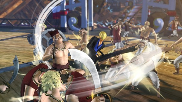 One Piece: Pirate Warriors is a game that surprised me with fun