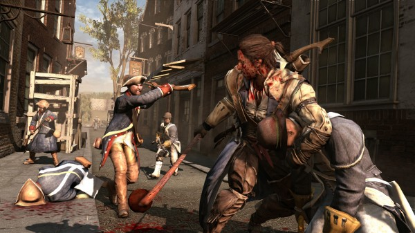 Assassin's Creed III is an ambitious monster of a game.