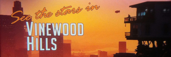 Vinewood GTA V