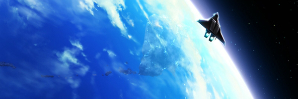 outer space cgi earth rockets game cg anime rocket 1600x900 wallpaper_wallpaperswa.com_77