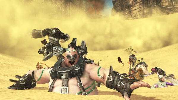 Anarchy Reigns screen 3