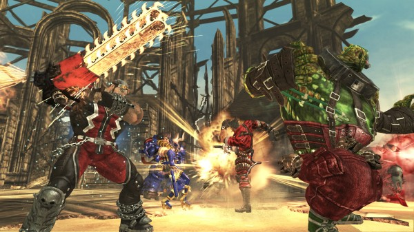 Anarchy Reigns screen 6