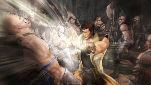Fist of the North Star Kens Rage 2 screen 7