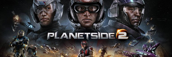 Planetside 2 - header
