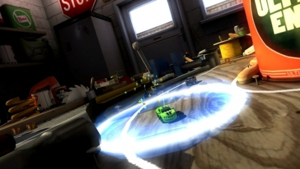 Table Top Racing screen 3