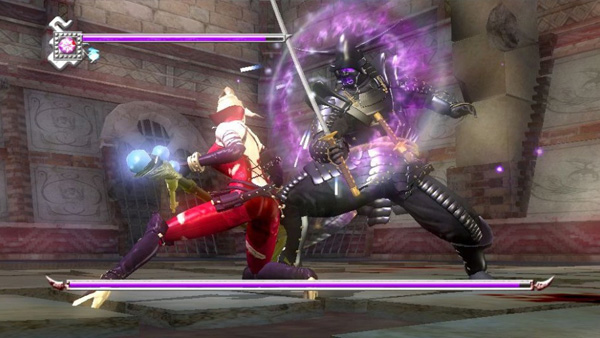 Ninja Gaiden Sigma 2 Plus Vita Review - Screenshot 2