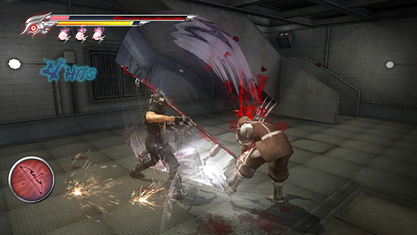 Ninja Gaiden Sigma 2 Plus Vita Review - Screenshot 1