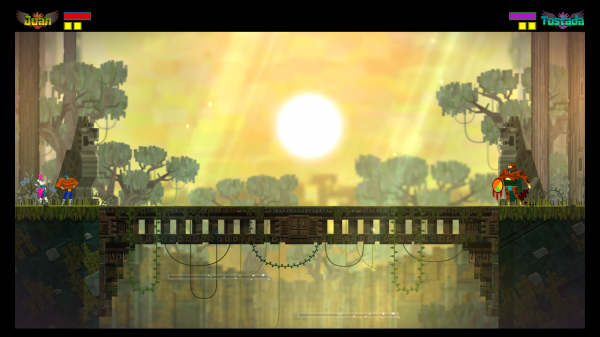 Guacamelee screen 4