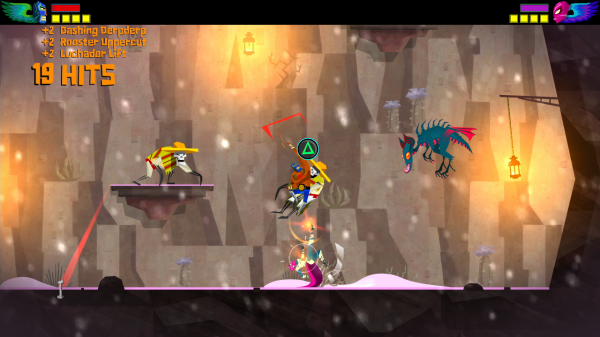 Guacamelee screen 1