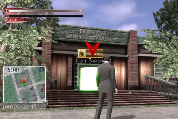 Deadly Premonition - 1