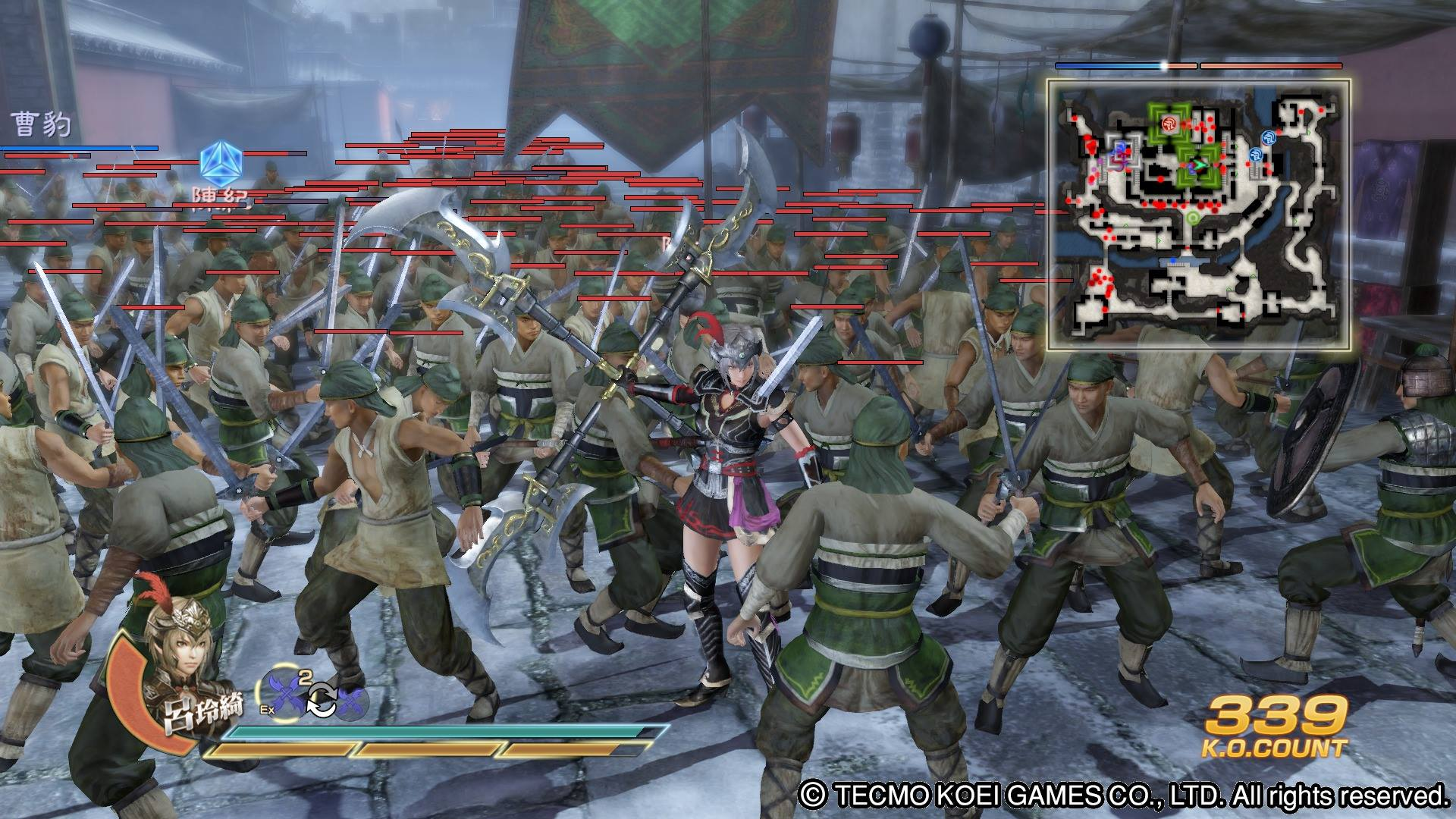 Dynasty Warriors 8: Xtreme Legends Complete Edition for PC ...
