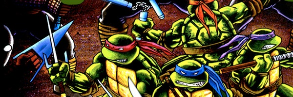 Teenage Mutant Ninja Turtles- Fall of the Foot Clan header