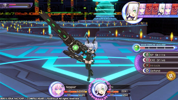 Hyperdimension Neptunia Re;Birth 2 - Sisters Generation (Vita) 2