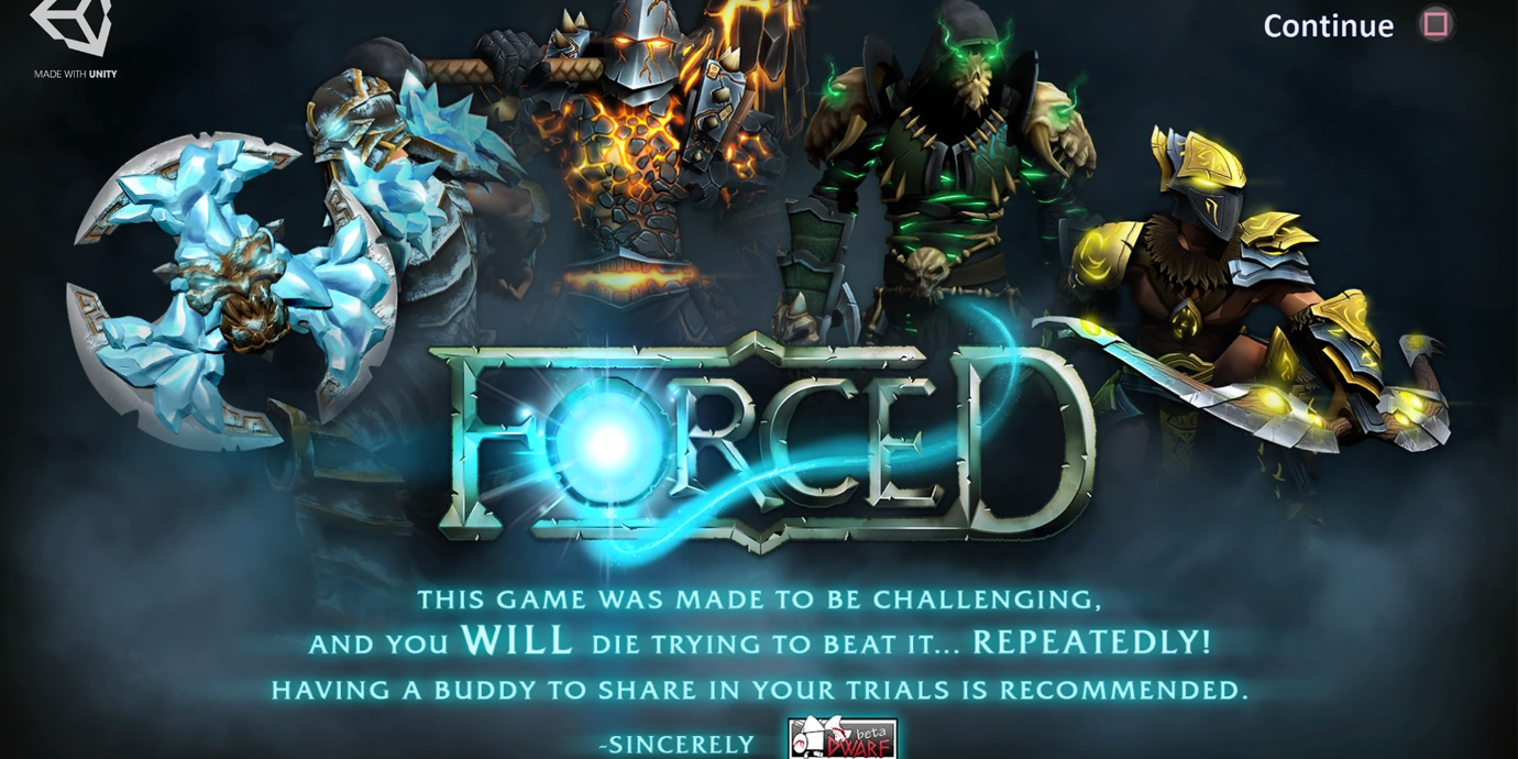 Difficulty Screen