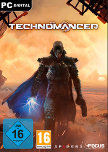 Technomancer PC Artwork