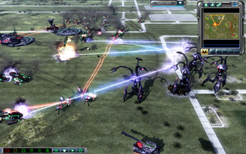 Command and Conquer 3: Tiberium Wars. PC Review.