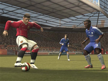 FIFA 07 GAME PATCH Demo Graphics Patch - Free download