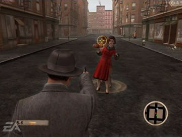 The Godfather Mob Wars USA PSP H33T 1981CamaroZ28 preview 1